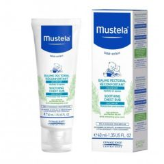 Mustela Sooth Chest Rub 40 ml