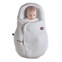 Red castle Cocoonababy - Cocoonacover Lightweight Pearl Grey (only cover)
