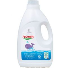 Friendly Organic - Baby Laundry Detergent Lavender - 2000ML