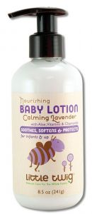 Little Twig - Lavender Baby Lotion
