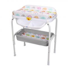 TheKiddoz Bath and Changing table - Elephant design1