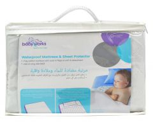 Baby works - Waterproof Mattress & Sheet Protector
