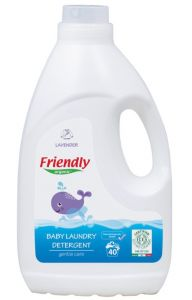 FRIENDLY ORGANIC-BABY LAUNDRY DETERGENT LAVENDER 2000 ML