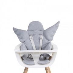 Childhome Evolu 2 & Lambda Angel Universal Seat Cushion Jersey Grey