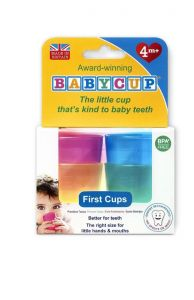 Baby cup baby and toddler