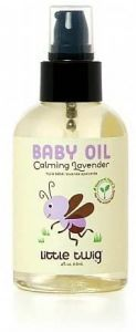 Little Twig - Lavender Baby Oil