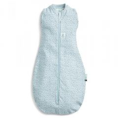 Ergo Pouch - Cocoon Swaddle Bag (Bamboo)  - Pebble 0.2