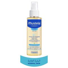 Mustela Baby Oil 100ml (N)