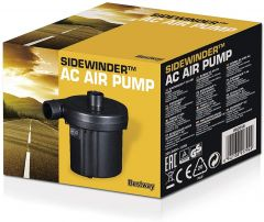 best way SIDEWINDER AC AIR PUMP