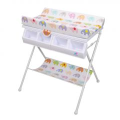 TheKiddoz Bath and Changing table - Elephant design