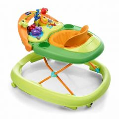 CHICCO WALKY TALKY BABY WALKER - GREEN WAVE