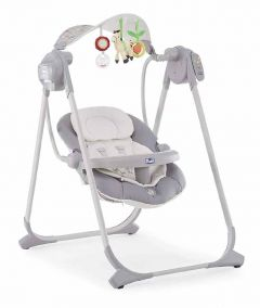 CHICCO SWING POLLY SWING UP - SILVER
