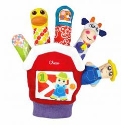 CHICCO FINGER PUPPET GLOVE