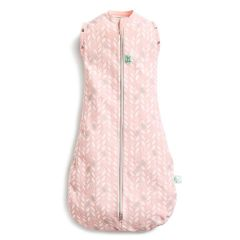 Ergo Pouch - Cocoon Swaddle Bag - Spring Leaves 0.2
