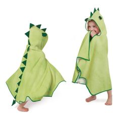 Cuddle Dry-Toddler Hooded Bath Towels