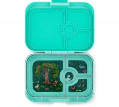Yumbox - Mystic Aqua 4 Compartment