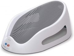 ANGELCARE - SOFT TOUCH BATH SUPPORT GREY