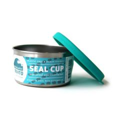 Eco Lunchbox-Seal Cup Solo Teal 200 ml