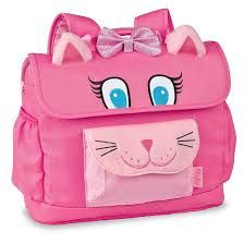 Bixbee Animal Pack Kitty Backpack (Small)