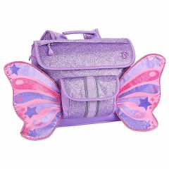 Sparkalicious Purple Butterflyer Backpack (Small)