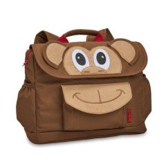 Bixbee-Animal Pack Monkey Backpack (Small)