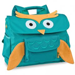 Bixbee Animal Pack Owl Backpack (Small)