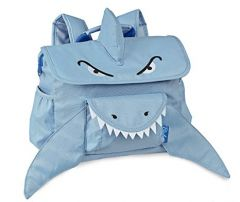 Bixbee Animal Pack Shark Backpack (Small)