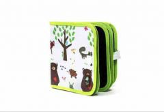 Doodle It & Go Chalk Book - Forest