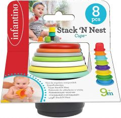 Infantino STACK'N NEST CUPS