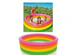 INTEX SUNSET GLOW POOL 168.46