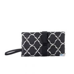 The First Years -Changing Clutch - Black Quatro 0 Months