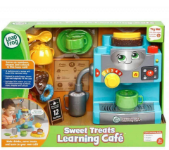 LEAP FROG Sweet Treats Learning Café Toy