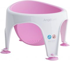 Angelcare - Soft Touch Bath Seat Pink