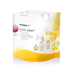 Medela Quick Clean Microwave Bags Box/5