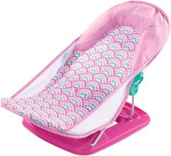 Summer Deluxe Baby Bather (Bubble Waves)