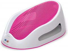 ANGELCARE - SOFT TOUCH BATH SUPPORT PINK