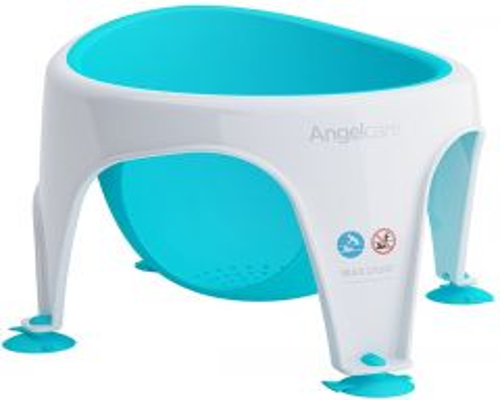 Angelcare - Soft Touch Bath Seat Aqua