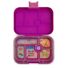 Yumbox-Bijoux Purple Orginal Yumbox Lunch Box
