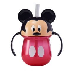 The First Years -Mickey Sculpted Trainer Cup W-Handles