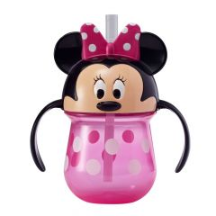 The First Years -Minnie Sculpted Trainer Cup W-Handles