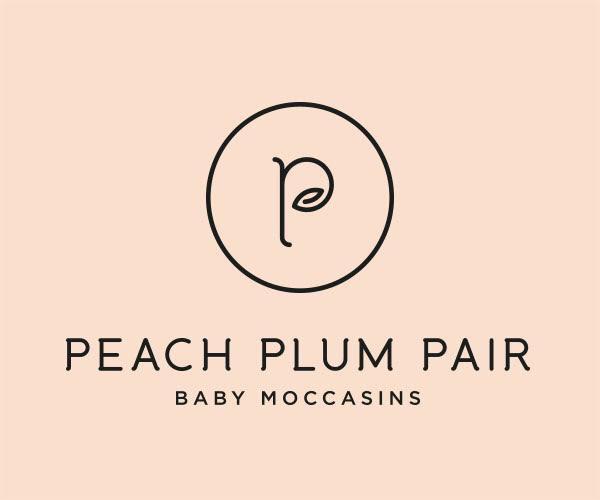 Peach Plum Pair